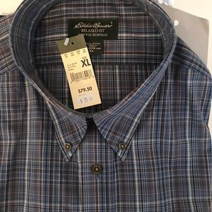 💥 MENS EDDIE BOWER SHIRT NWT 3 shirts for $30.